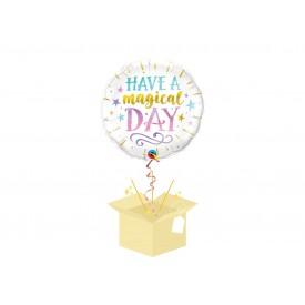 Magicznego Dnia Balon z helem